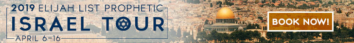 Register TODAY for Our 2019 Israel Tour
